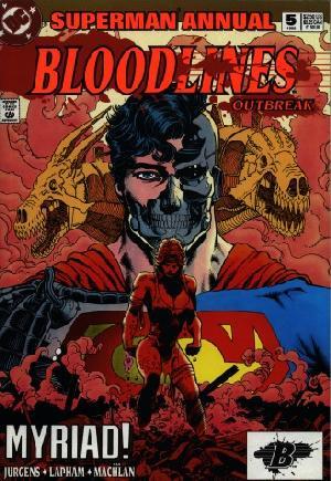 Superman (1987-2006)#Annual 5B