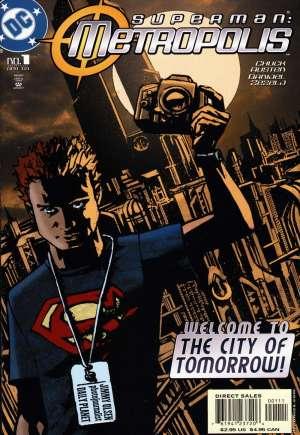 Superman: Metropolis#1