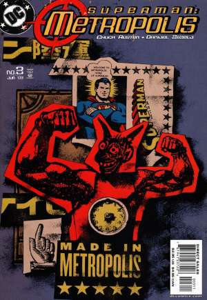 Superman: Metropolis#3