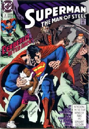 Superman: The Man of Steel (1991-2003)#2