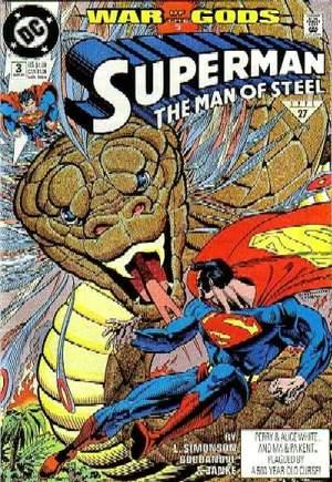 Superman: The Man of Steel (1991-2003)#3