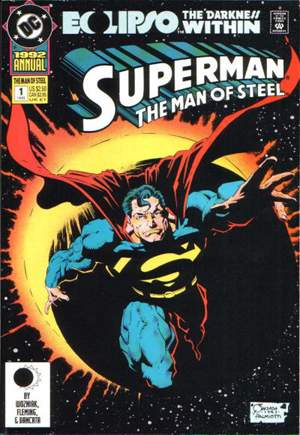 Superman: The Man of Steel (1991-2003)#Annual 1