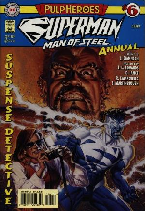 Superman: The Man of Steel (1991-2003)#Annual 6