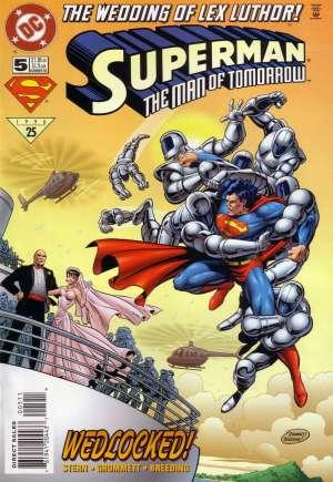 Superman: The Man of Tomorrow (1995-1999)#5B