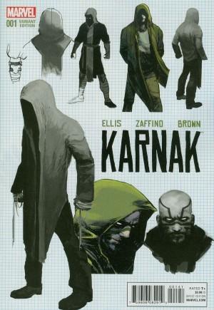 Karnak (2015-2017)#1E