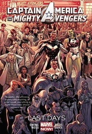 Captain America and the Mighty Avengers (2015)#TP Vol 2