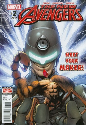New Avengers (2015-Present)#2A