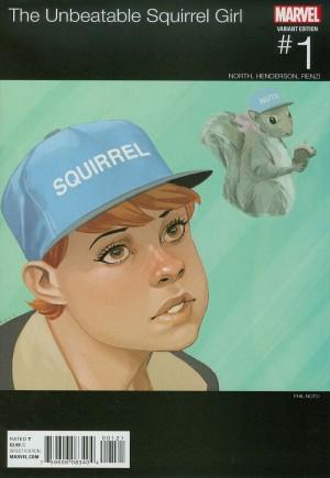 Unbeatable Squirrel Girl (2015-Present)#1B