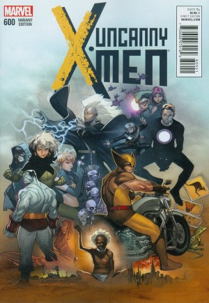 Uncanny X-Men (2013-2016)#600G