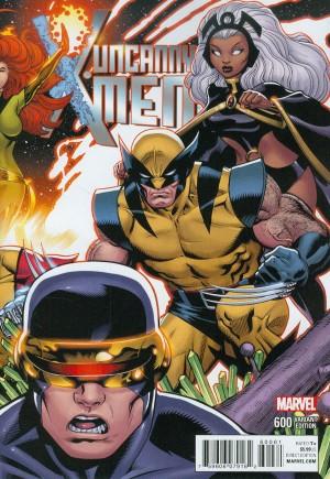 Uncanny X-Men (2013-2016)#600H