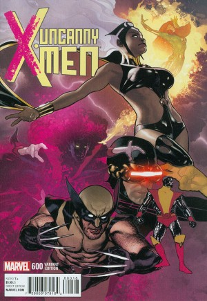 Uncanny X-Men (2013-2016)#600L
