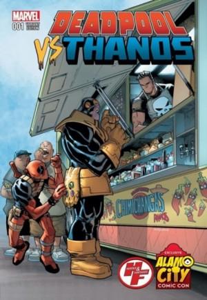 Deadpool vs Thanos#1F