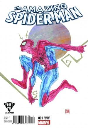 Amazing Spider-Man (2015-2017)#1Q