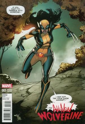 All-New Wolverine (2016-2018)#1E