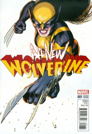 All-New Wolverine (2016-2018) #1H