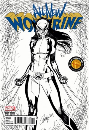 All-New Wolverine (2016-2018)#1J