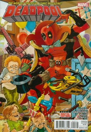 Deadpool (2016-2017)#2A