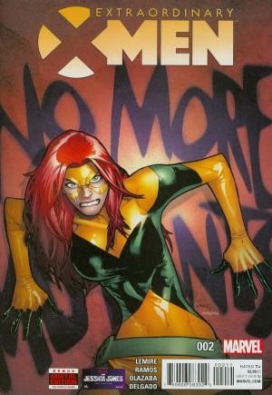 Extraordinary X-Men#2A