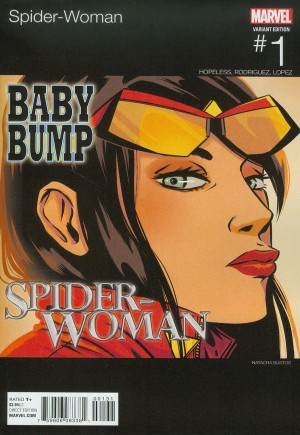 Spider-Woman (2016-2017)#1B