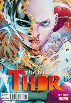 Mighty Thor (2016-2017)#1E