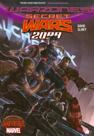 Secret Wars 2099 (2015)#TP