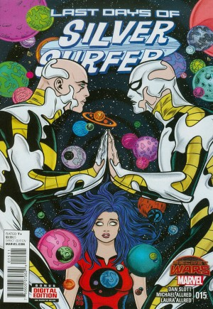 Silver Surfer (2014-2016) #15