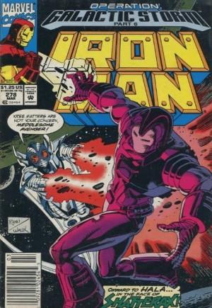 Iron Man (1968-1996)#278A