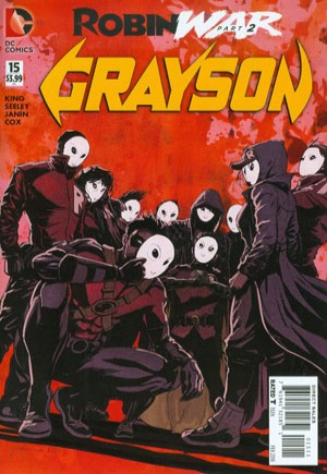 Grayson (2014-2016)#15