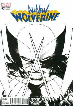 All-New Wolverine (2016-Present) #1L