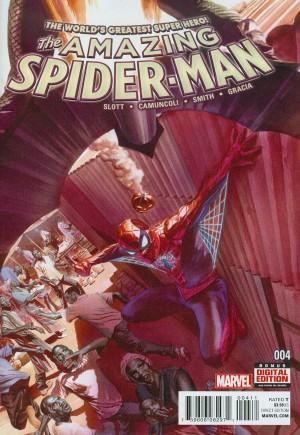 Amazing Spider-Man (2015-2017)#4
