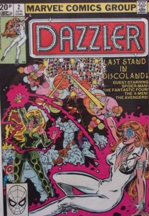 Dazzler (1981-1986)#2C