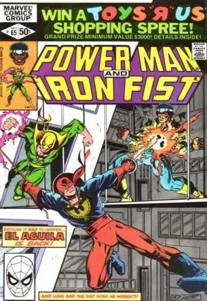 Power Man and Iron Fist (1978-1986)#65B