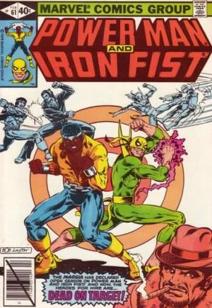 Power Man and Iron Fist (1978-1986)#61B