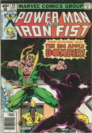 Power Man and Iron Fist (1978-1986)#59A