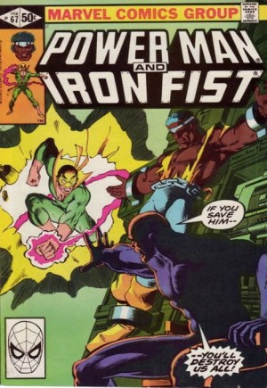 Power Man and Iron Fist (1978-1986)#67B