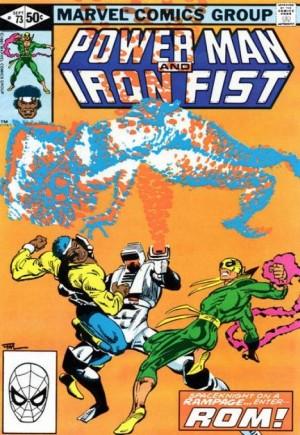 Power Man and Iron Fist (1978-1986)#73B