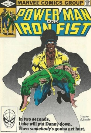 Power Man and Iron Fist (1978-1986) #83B