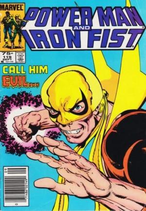 Power Man and Iron Fist (1978-1986)#119C