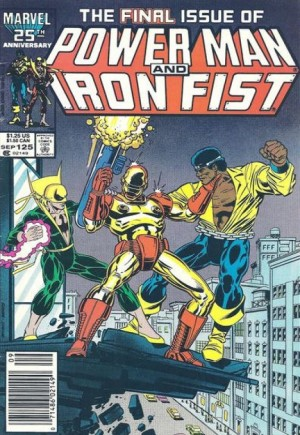 Power Man and Iron Fist (1978-1986)#125A