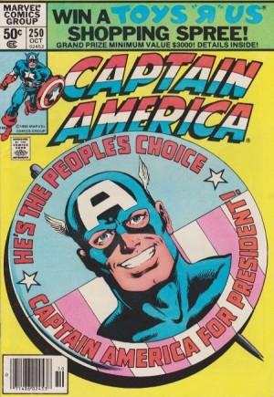 Captain America (1968-1996)#250A