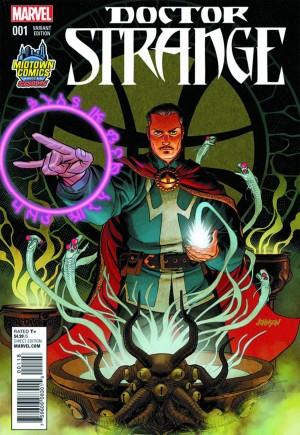Doctor Strange (2015-2017)#1M