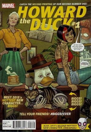Howard the Duck (2015-Present)#1H