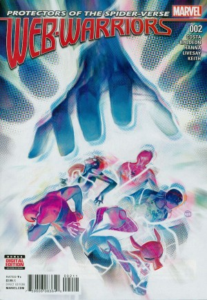 Web Warriors (2016-Present)#2A