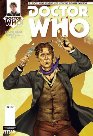 Doctor Who: 8th Doctor#2A