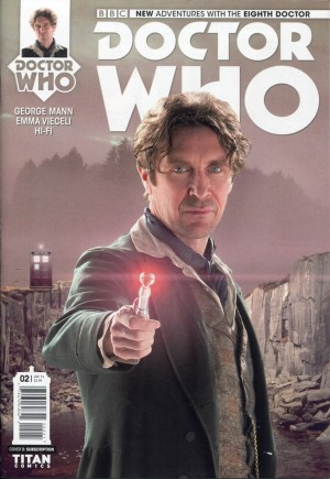 Doctor Who: 8th Doctor#2B