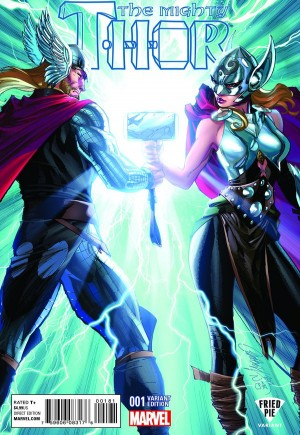 Mighty Thor (2016-2017)#1H