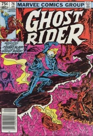 Ghost Rider (1973-1983)#76C