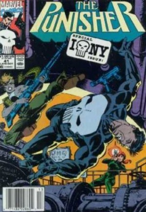 Punisher (1987-1995)#41A