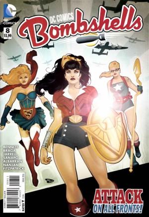 DC Comics Bombshells (2015-2017)#8