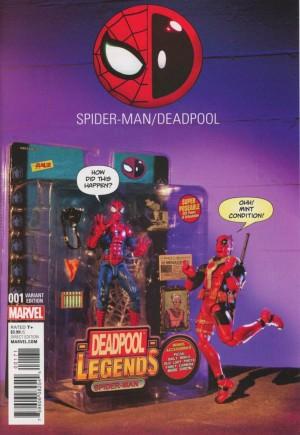 Spider-Man/Deadpool (2016-Present)#1D